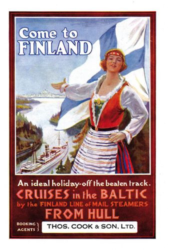 Come to Finland – The Finnish Maiden