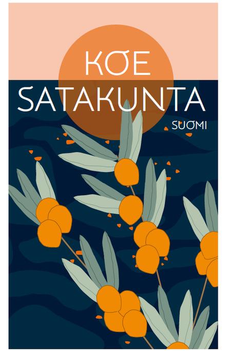Koe Satakunta by Ellen Portin, Postcard