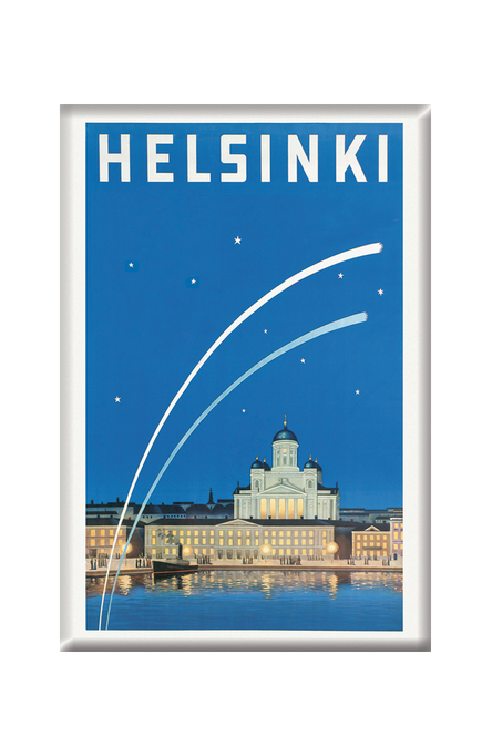 Helsinki – Capital of Finland, Magnets