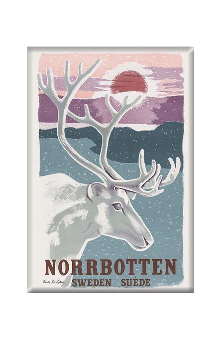 Norrbotten, Magnets
