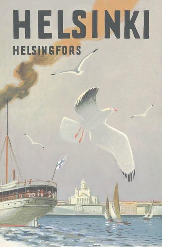 Helsinki – The seagull