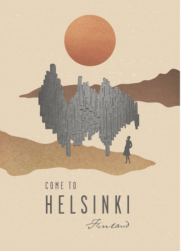 Modern Helsinki by Henna Gaus