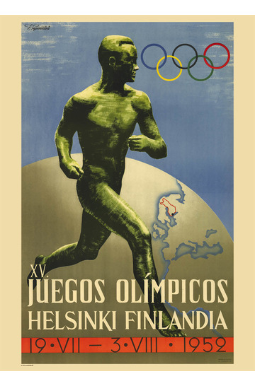 Olympics 1952 (Spanish)