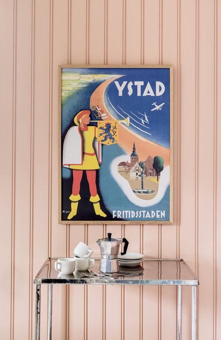 Ystad, Poster 50 x 70 cm