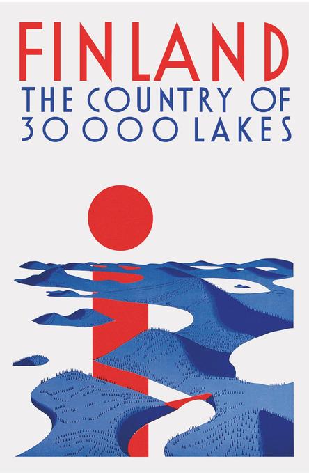 30 000 lakes, Postcard
