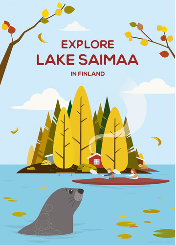 Explore Lake Saimaa by Chen Yu