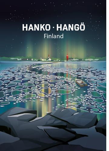 Explore the facets of Hanko by Anna Saveleva