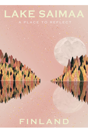 Lake Saimaa by Beth Chesser