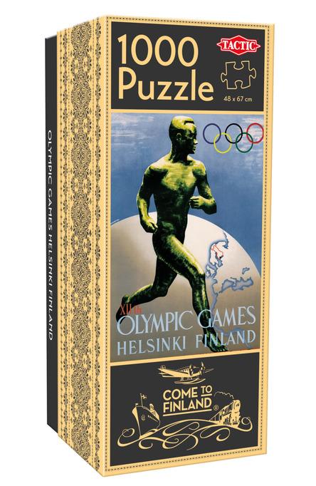 Pussel: Olympiaden 1940