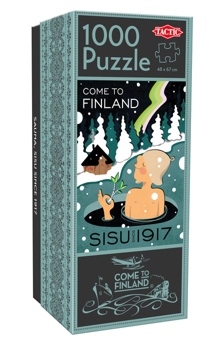 Puzzle SISU since 1917