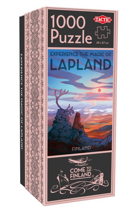 Pussel: Magic of Lapland