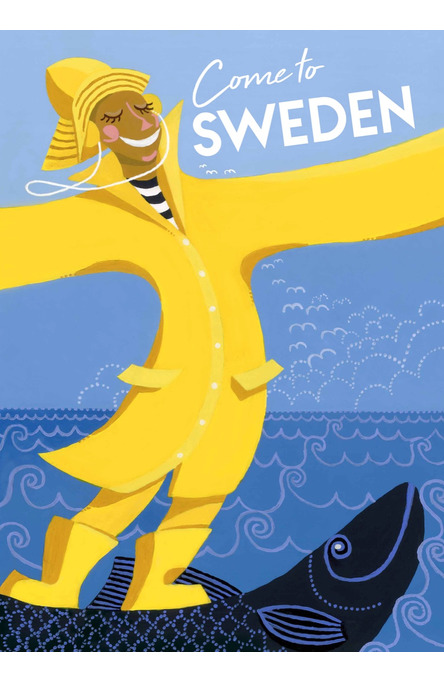 SUP by Mira Martikainen, Poster 50 x 70 cm
