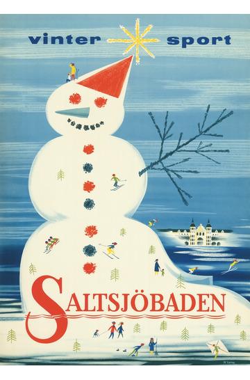 Saltsjöbaden – Vintersport
