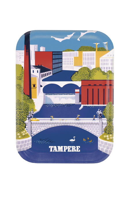 Tampere by Christianson, Tray 20 x 27 cm