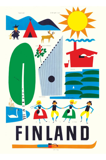 Finland by Christianson