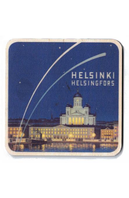 Helsinki – Capital of Finland, Coaster