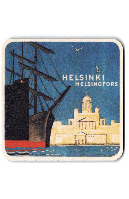 Die Hauptstadt Finnlands, Coaster