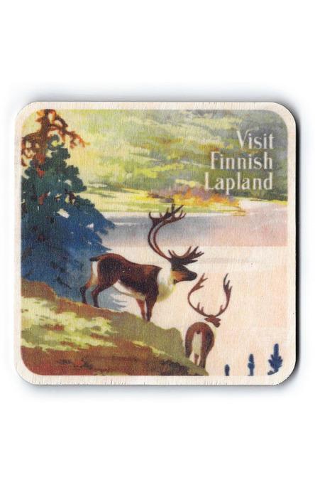 Visit Finnish Lapland, Coaster
