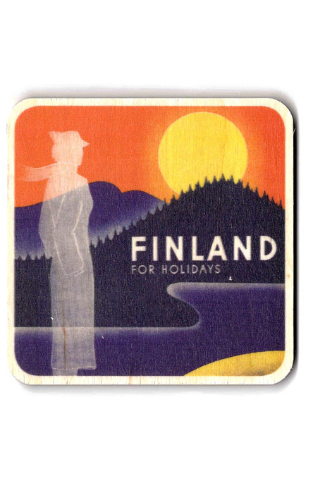 Finland for holidays, Coaster