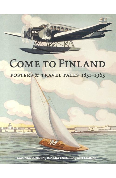 Come to Finland, coffee table book in English