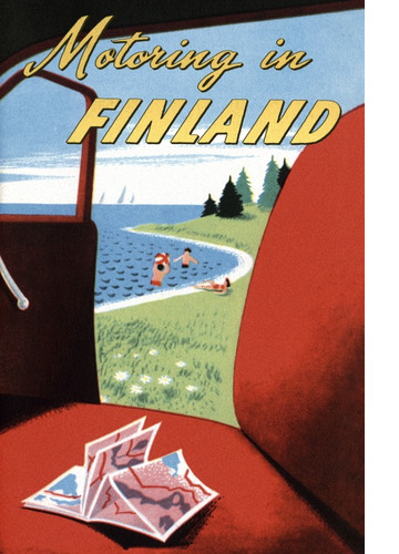 Motoring in Finland