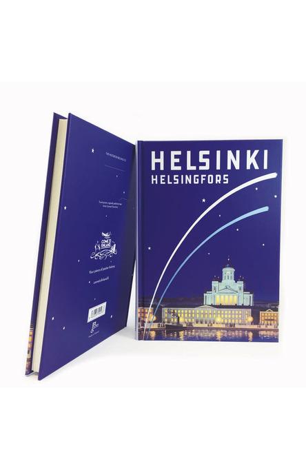 Helsinki Capital of Finland, Notebook