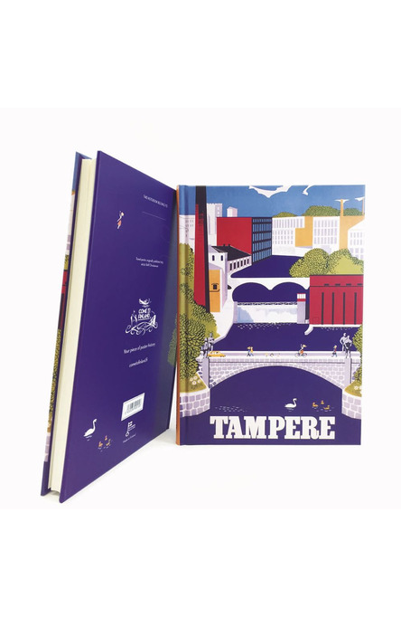 Tampere by Christianson, Notebooks
