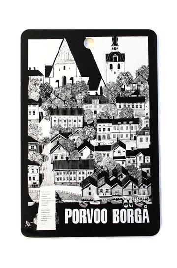 Porvoo-Borgå by Erik Bruun