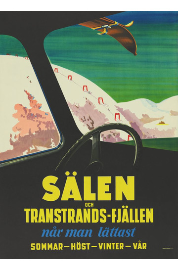 Sälen and Transtrandsfjällen