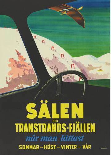 Sälen and Transtrandsfjällen