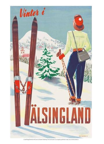 Winter in Hälsingland